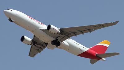EC-MLP - Airbus A330-202 - Iberia