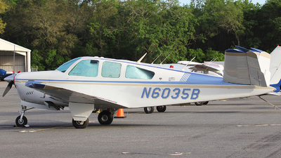 N6035B - Beechcraft V35B Bonanza - Private