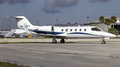 N154RT - Bombardier Learjet 31A - Private