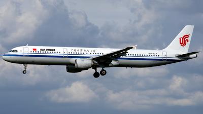 B-6327 - Airbus A321-213 - Air China