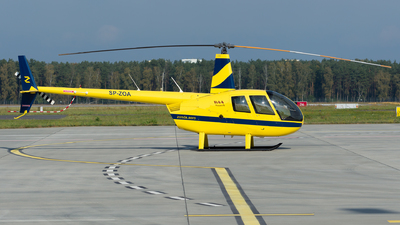 SP-ZOA - Robinson R44 Raven II - Private