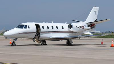 N600QS - Cessna 560XL Citation XLS - NetJets Aviation