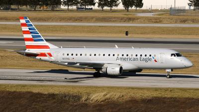 N117HQ - Embraer 170-200LR - American Eagle (Republic Airways)