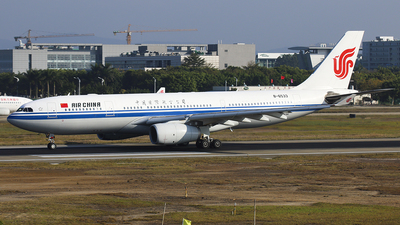 B-6533 - Airbus A330-243 - Air China