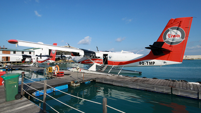 8Q-TMP - De Havilland Canada DHC-6-300 Twin Otter - Trans Maldivian Airways