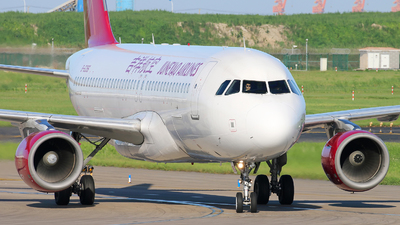 B-6396 - Airbus A320-214 - Juneyao Airlines