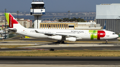 CS-TOC - Airbus A340-312 - TAP Air Portugal
