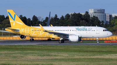 JA12VA - Airbus A320-214 - Vanilla Air