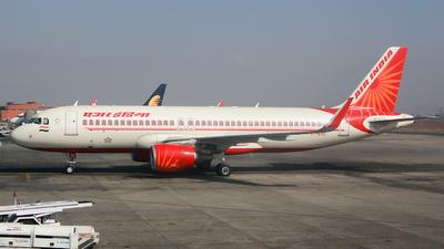 VT-EXC - Airbus A320-214 - Air India