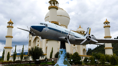 HK-136 - Douglas DC-4 - Aerovias Nacionales de Colombia