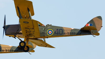 G-AMIV - De Havilland DH-82A Tiger Moth II - Private