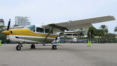 N85881 - Cessna 337D Super Skymaster - Private