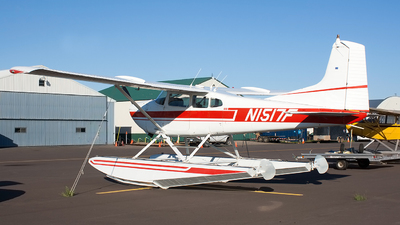 N1517F - Cessna 185D Skywagon - Private
