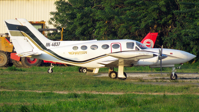 HK-4837 - Cessna 421B Golden Eagle - Private