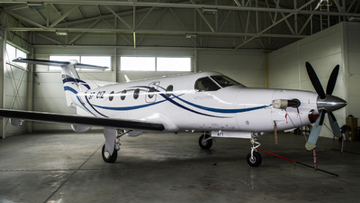 SP-CIZ - Pilatus PC-12/45 - Private