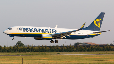 A picture of EIDHF - Boeing 7378AS - Ryanair - © De Guidi Oscar