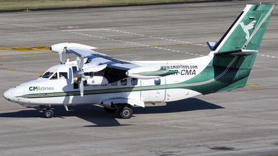 HR-CMA - Let L-410UVP-E9 Turbolet - CM Airlines