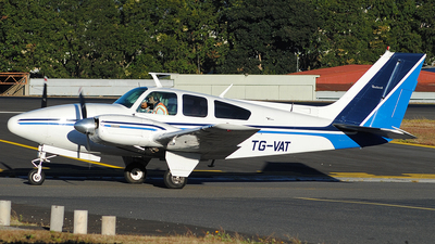 TG-VAT - Beechcraft 95-C55 Baron - Private