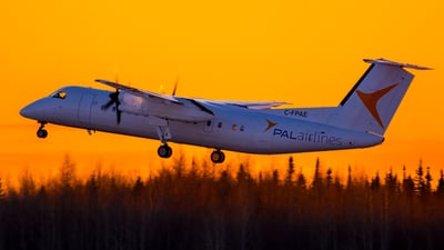 C-FPAE - Bombardier Dash 8-Q315 - Provincial Airlines