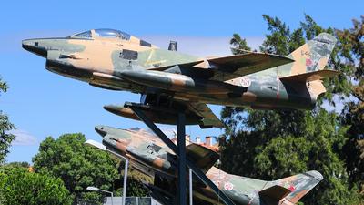 5444 - Fiat G91-R/3 - Portugal - Air Force