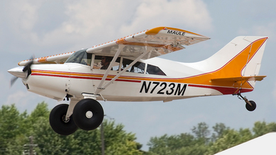 A picture of N723M -  - [23003C] - © Jeremy D. Dando