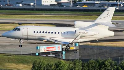 N900HG - Dassault Falcon 900EX - Private