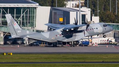 023 - CASA C-295M - Poland - Air Force