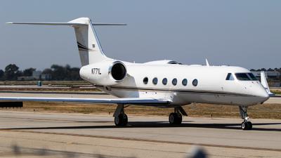 N771L - Gulfstream G450 - Private