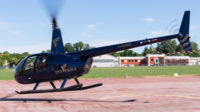 I-HUMA - Robinson R44 Clipper II - Private