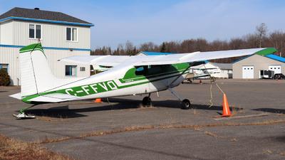 C-FFVQ - Cessna 180F Skywagon - Private