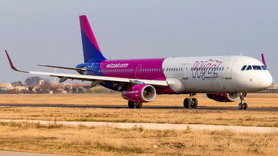 HA-LTB - Airbus A321-231 - Wizz Air