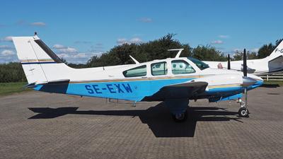 SE-EXW - Beechcraft 95-B55 Baron - Private
