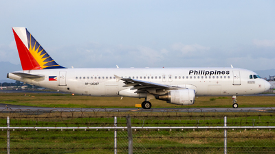 RP-C8397 - Airbus A320-214 - PAL Express