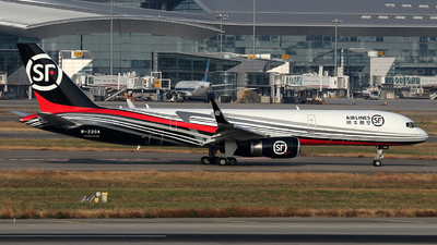B-220A - Boeing 757-28A(PCF) - SF Airlines