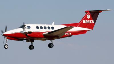 N913RX - Beechcraft B200 Super King Air - Reach Air Medical Services