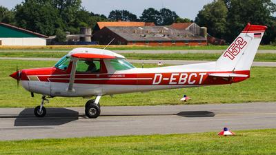 D-EBCT - Cessna 152 II - Private