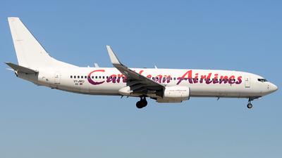 9Y-JMD - Boeing 737-8Q8 - Caribbean Airlines