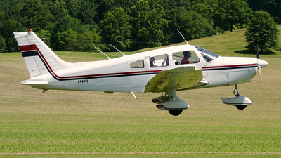 N44076 - Piper PA-28-151 Cherokee Warrior - Private