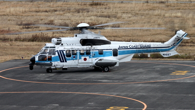 JA687A - Eurocopter EC 225LP Super Puma II+ - Japan - Coast Guard