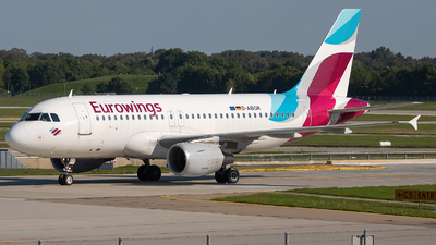 A picture of DABGR - Airbus A319112 - Eurowings - © Maik Voigt
