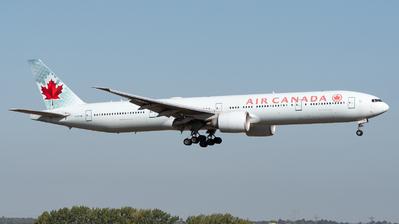 C-FIVM - Boeing 777-333ER - Air Canada