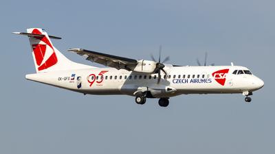 OK-GFS - ATR 72-212A(500) - CSA Czech Airlines