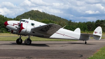 NC14999 - Lockheed 12A Electra Junior - Private