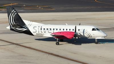 N415XJ - Saab 340B+ - Silver Airways