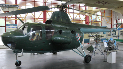 30 - Mil Mi-1 Hare - Hungary - Air Force