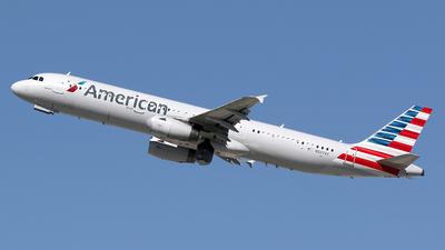 N507AY - Airbus A321-231 - American Airlines