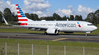 A picture of N874NN - Boeing 737823 - American Airlines - © Daniel Rios P