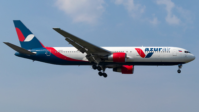 VP-BUY - Boeing 767-3Y0(ER) - Azur Air