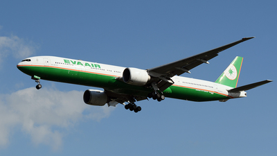 B-16721 - Boeing 777-35EER - Eva Air