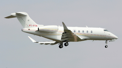 PT-PTR - Bombardier BD-100-1A10 Challenger 300 - Private